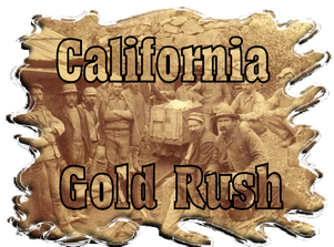 CALIFORNIA GOLD RUSH - Home